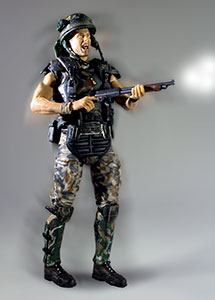 Hicks from Aliens